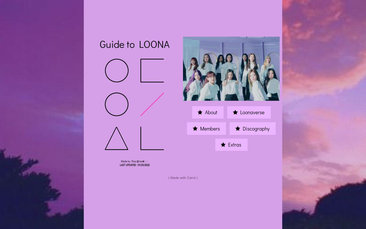 loonagroupguide.carrd.co
